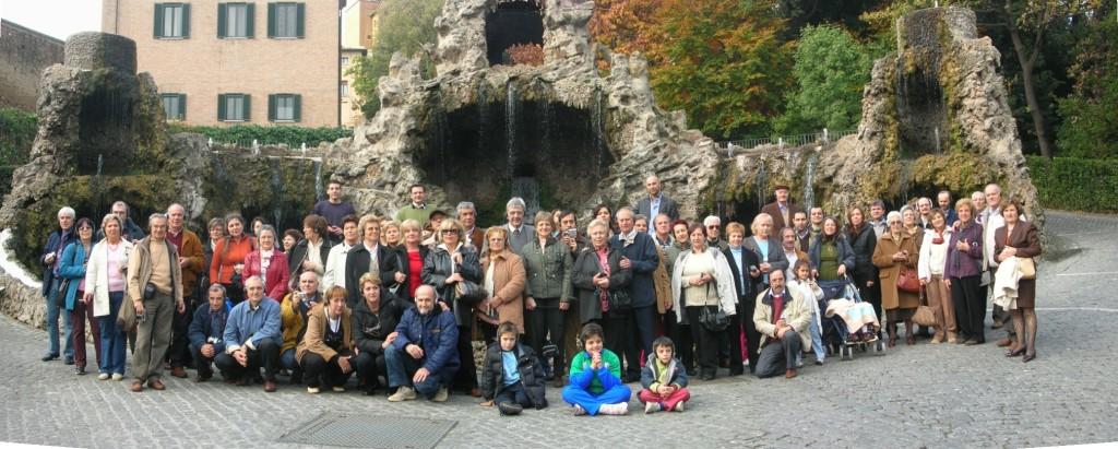 2006 Giardini Vaticani