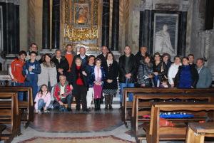 2012 Visita Battistero San Giovanni