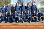 Lo staff del Gruppo Sportivo
